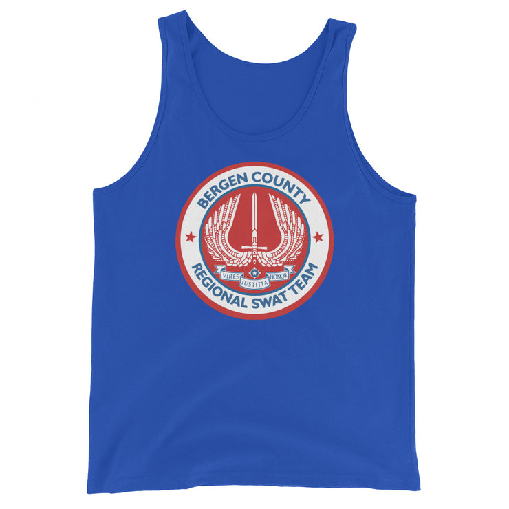 BERGEN COUNTY AMERICAN RED TANK TOP