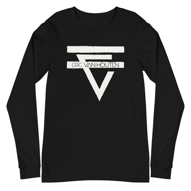 EVH White Logo Long Sleeve