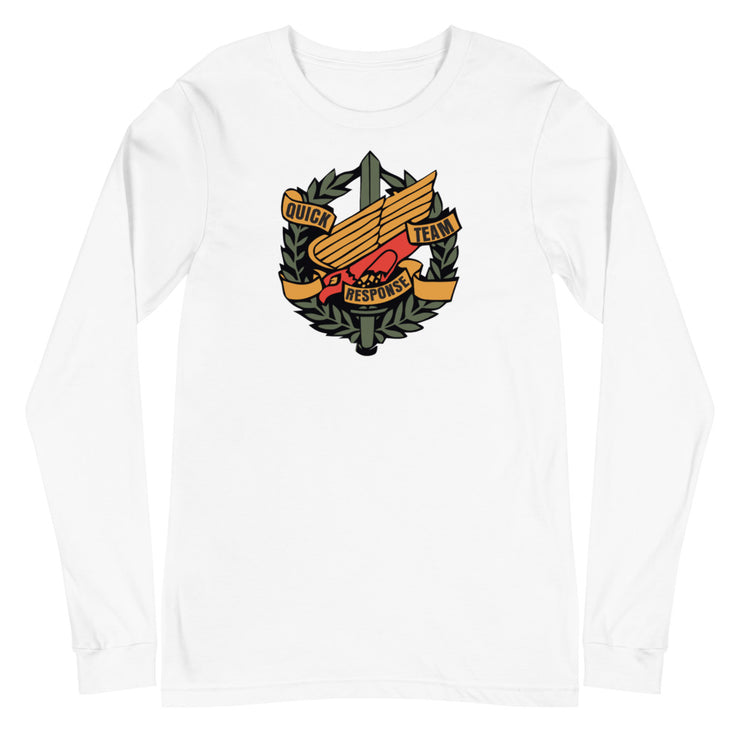 ANNE ARUNDEL MARYLAND CREST LOGO LONG SLEEVE