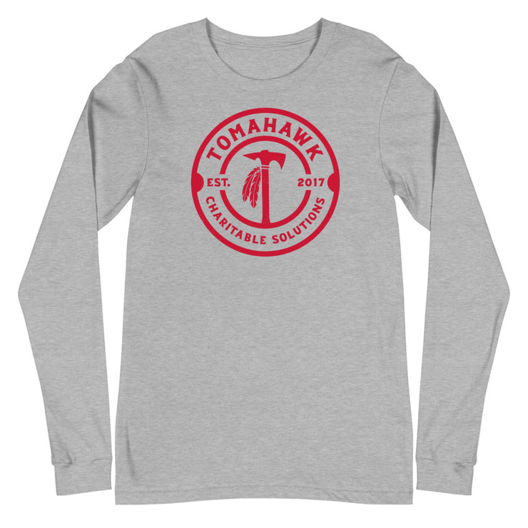 TCS Chest Logo Long Sleeve Tee