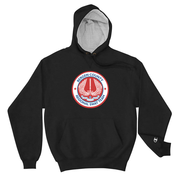 BERGEN COUNTY AMERICAN RED CHAMPION HOODIE