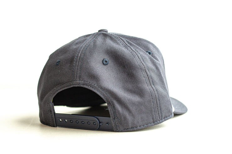 JRT Navy Gold Snapback Hat