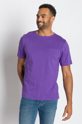 Bradley | Men's Crew Neck Pocket Tee