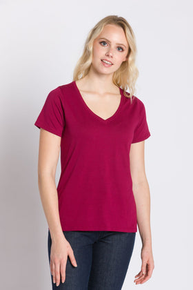 Vanessa | Women's Deep V-neck