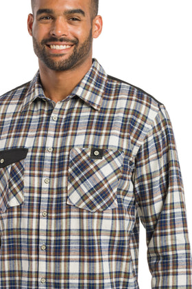 Evendale | Men's Long Sleeve Button Up Shirt