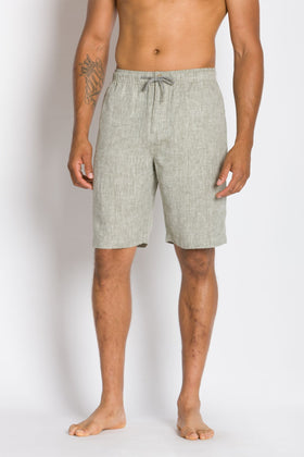 Tucker | Men's Linen Shorts