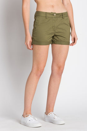 NORA | Women Stretch Twill Short