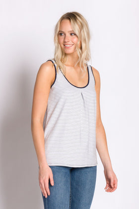Rachel | Women's Flared Tank Top