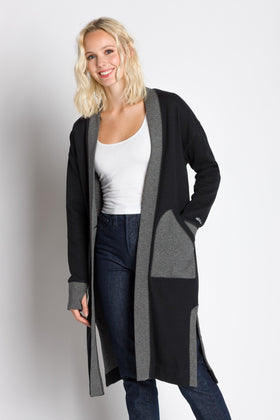 Grace | Women's Extra Long Cardigan