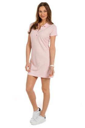 Orchid | Women's Polo Style Dress