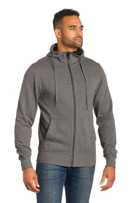 Bobby | Men's Full Zip Hooded Jacket