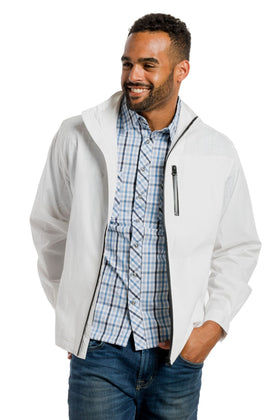 Safari | Men's Flex Stretch Poplin Jacket