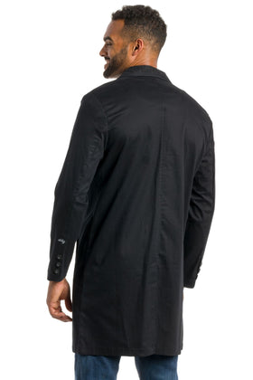 Auberon | Men's Cotton Top Coat