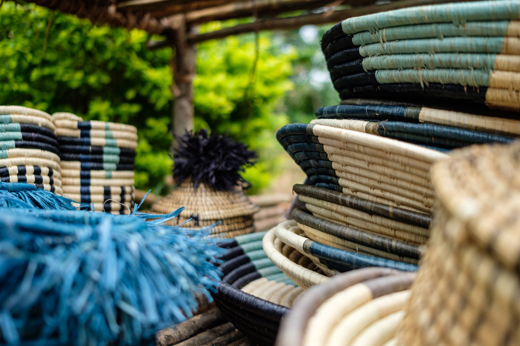 Inventory of baskets