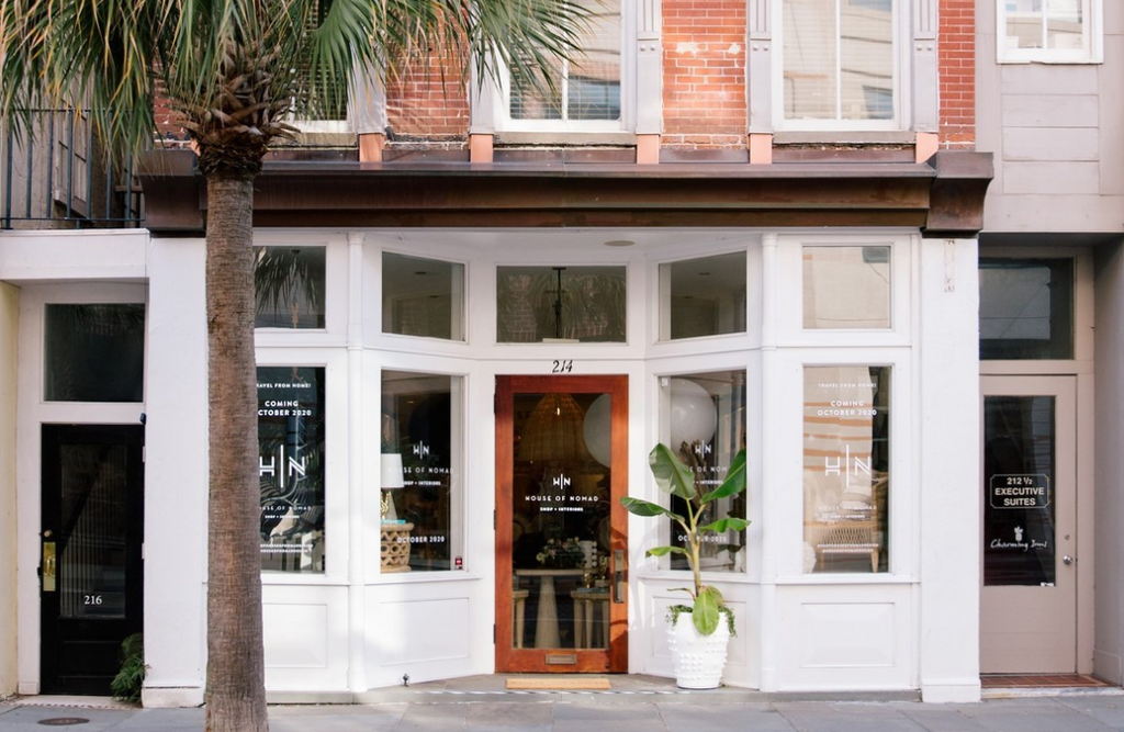 House of Nomad Store Front