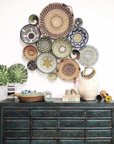 Baskets for decoration and organization