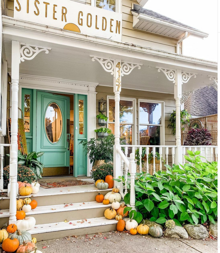 Sister Golden Store Front