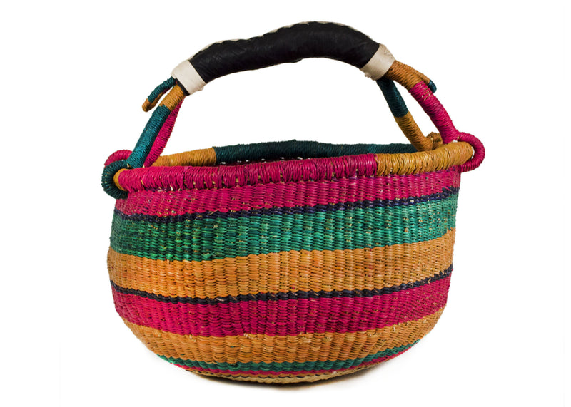 Imigongo Medium Market Bag