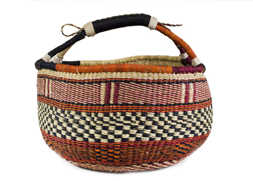 Canyon Clay Market Bag