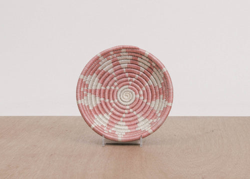 Small Pale Blush Rangi Bowl