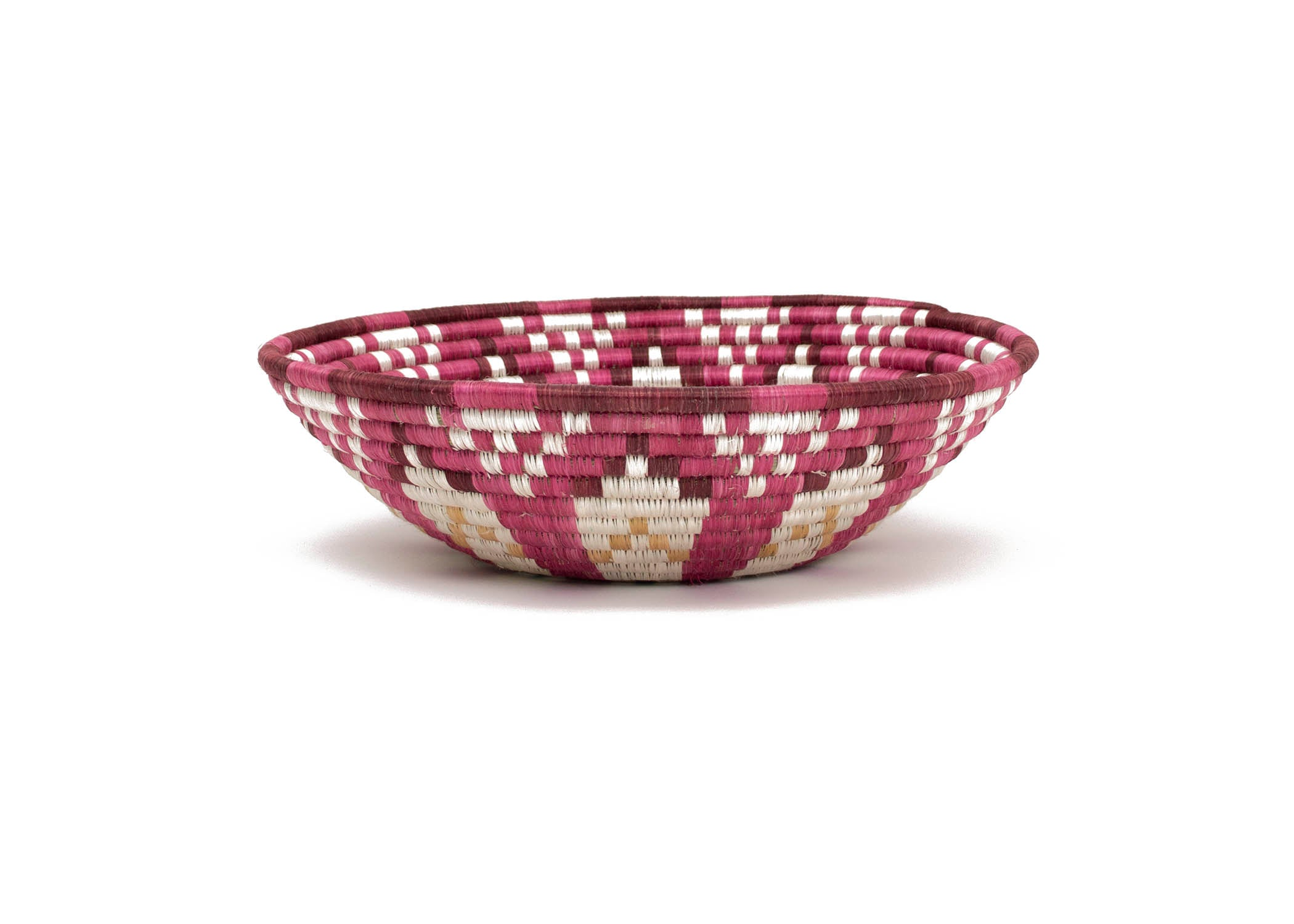 Extra Large Mauve Fig Bowl - KAZI - Artisan made high quality home decor and wall art