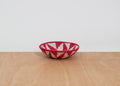 Small Poinsettia Virunga Bowl