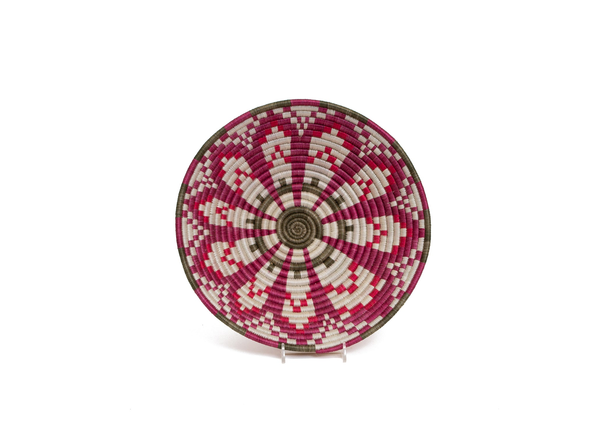 Medium Poinsettia Bowl - KAZI - Artisan made high quality home decor and wall art