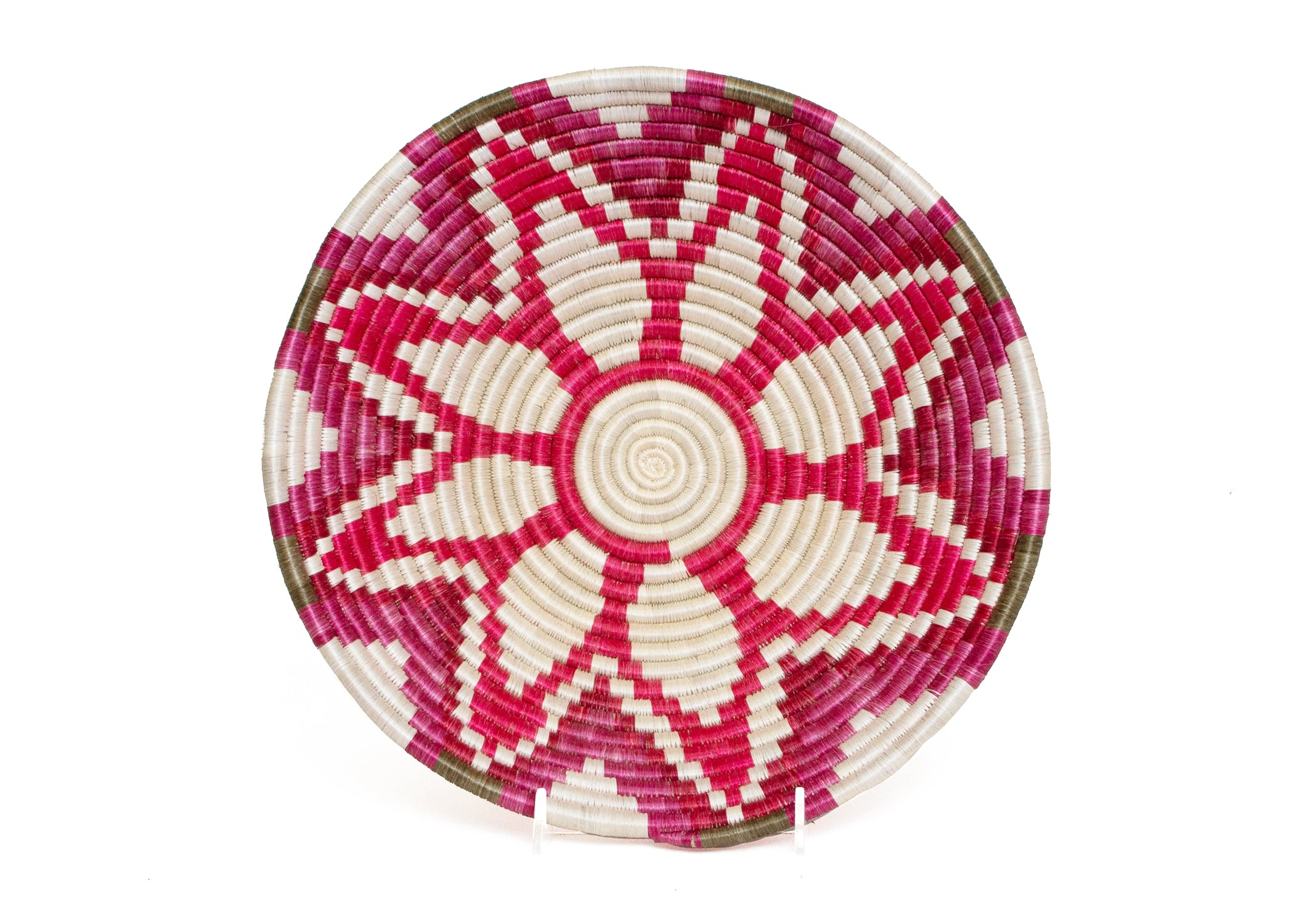 Extra Large Poinsettia Bowl - KAZI - Artisan made high quality home decor and wall art