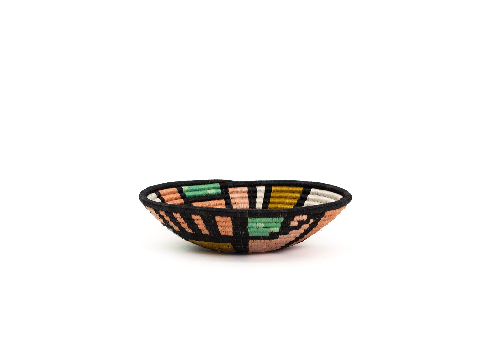 Large Desert Flower Mosaic Bowl