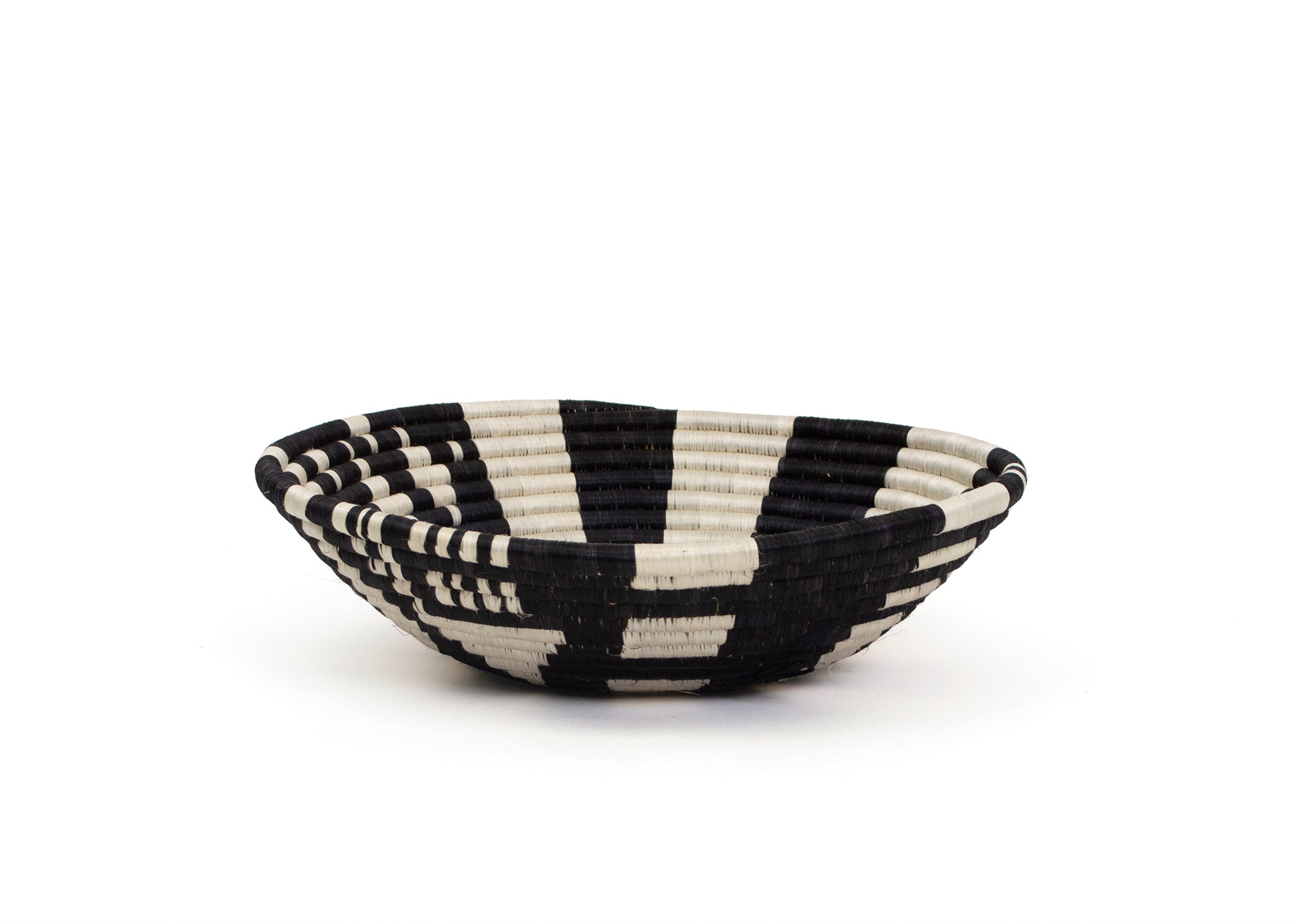 Extra Large Black Cheza Bowl - KAZI - Artisan made high quality home decor and wall art
