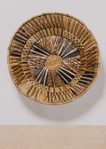 Banana Bark and Raffia Sunrise Bowl I