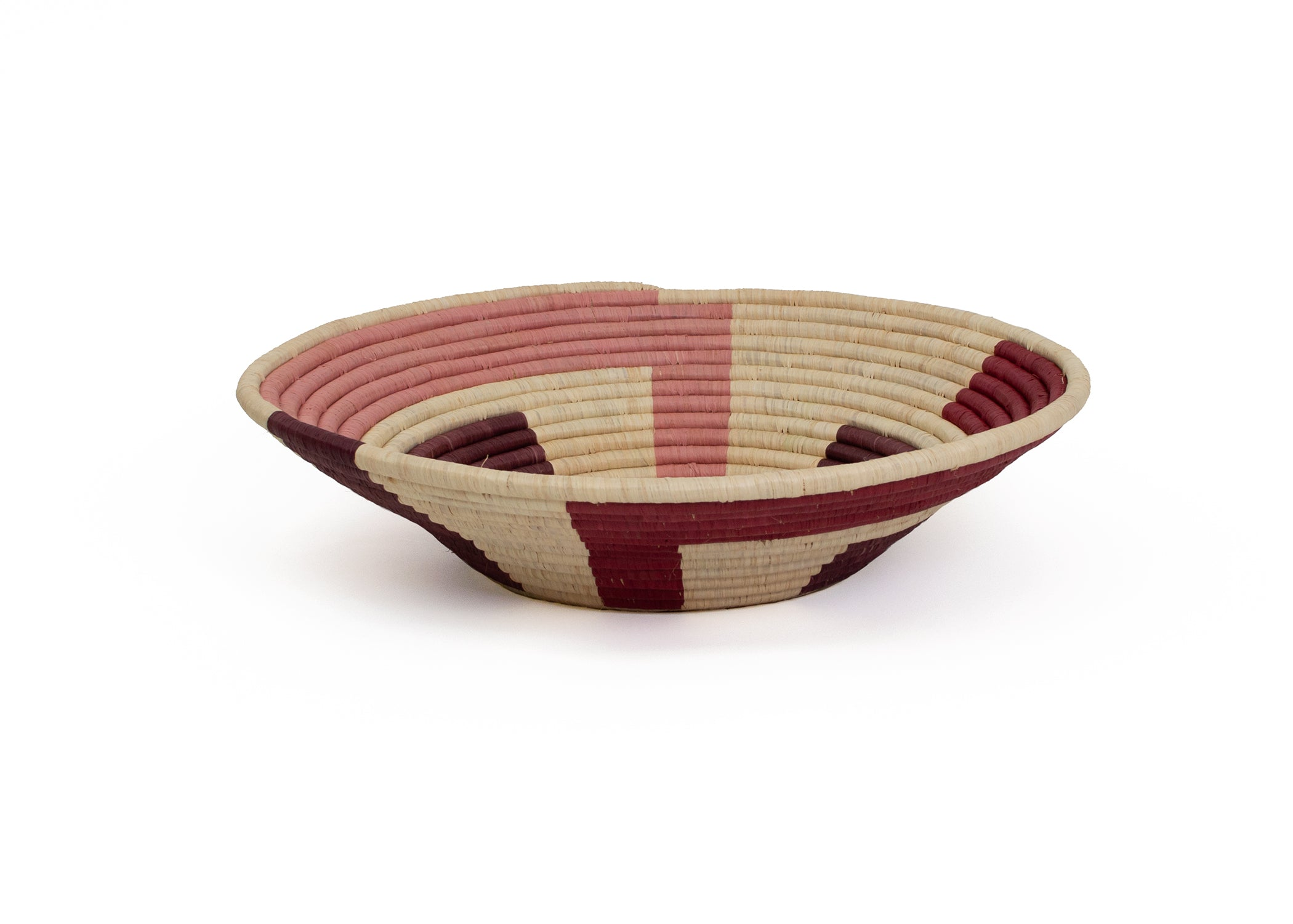 Blossom Maze Jumbo Bowl - KAZI - Artisan made high quality home decor and wall art