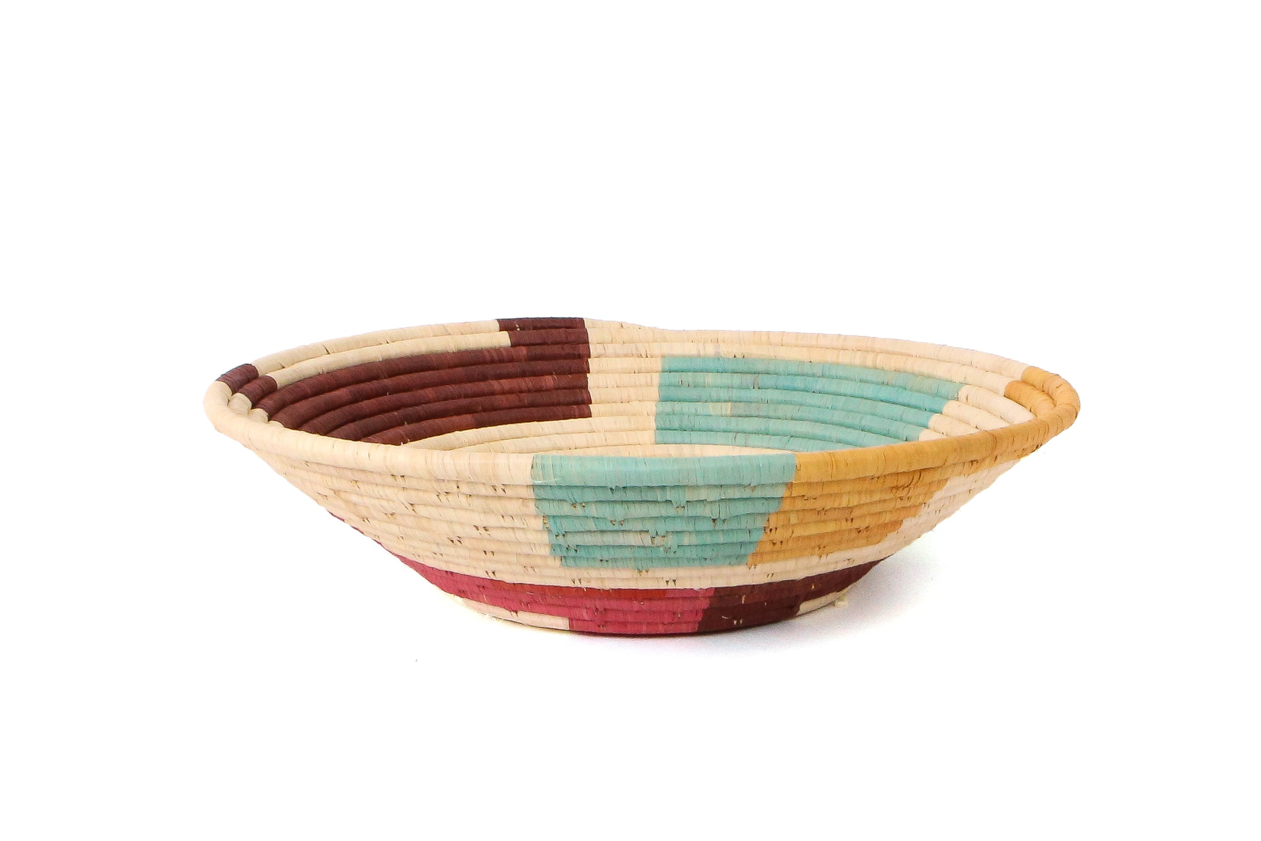 Vivid Msanii Jumbo Bowl - KAZI - Artisan made high quality home decor and wall art