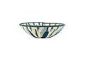 Large Navy Bird of Paradise Basket