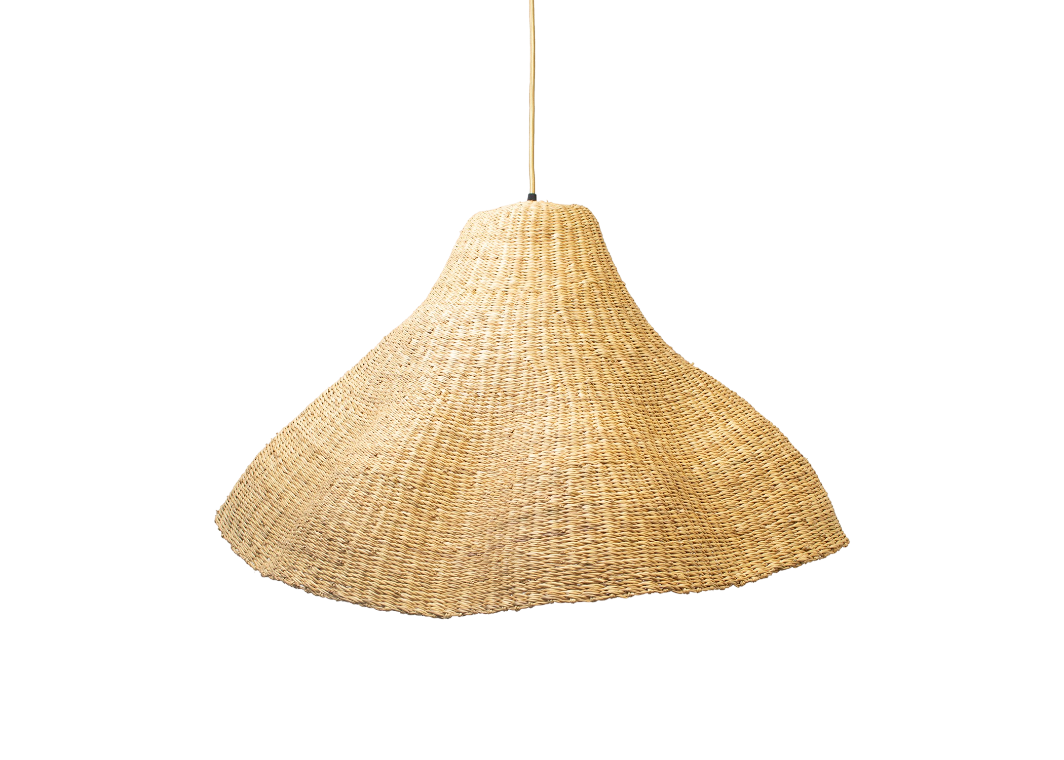 Atelier Grass Lamp Pendant 08 - KAZI - Artisan made high quality home decor and wall art