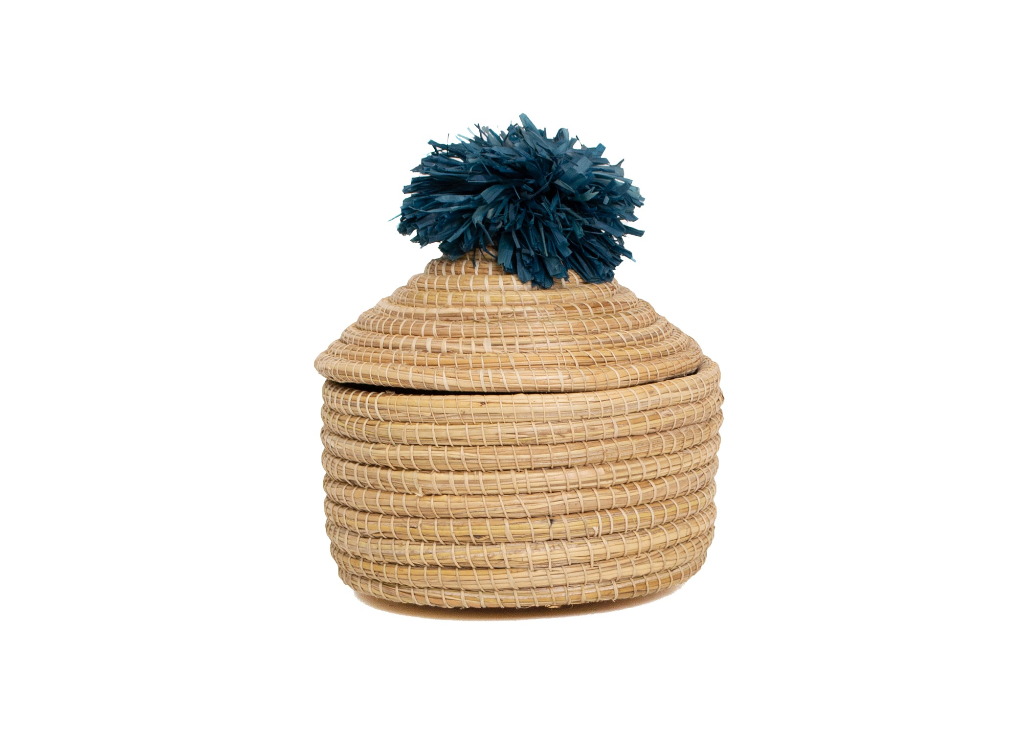 Niagara Penelope Pom Pom Box - KAZI - Artisan made high quality home decor and wall art