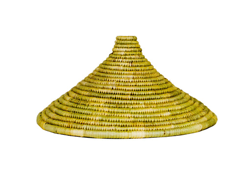 Medium Natural Ugandan Lid