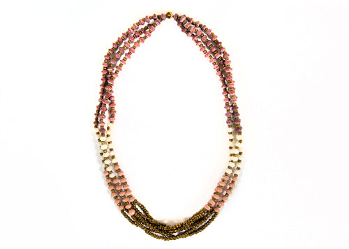 Rosewood Dunia Necklace