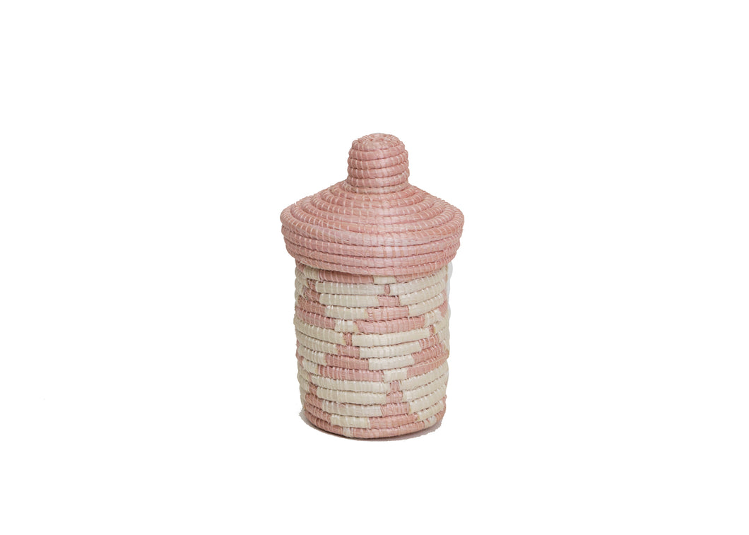 Petal Pink Trinket Box - KAZI - Artisan made high quality home decor and wall art