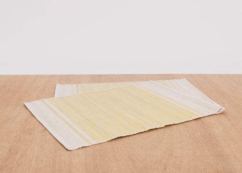 Sun Raffia Placemat, Set of 2
