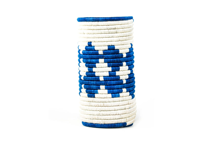 Lake Diamond Sisal Vase