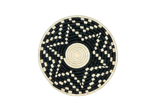 Black and White Hope Trivet