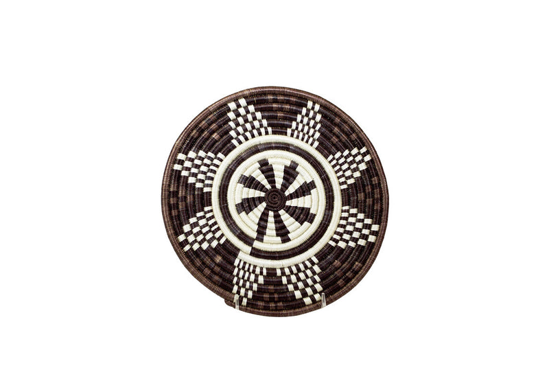 Brown + Black Hope Trivet