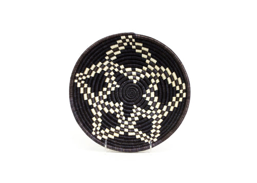 Medium Black Virunga Basket