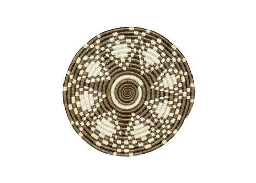 Small Light Taupe Ikaze Trivet