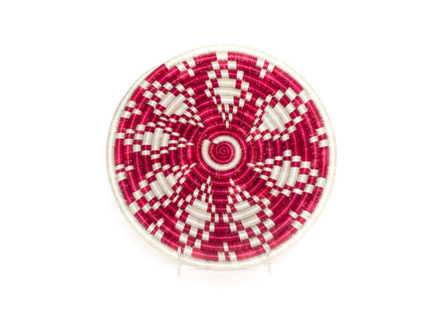 Fiery Red Welcome Trivet