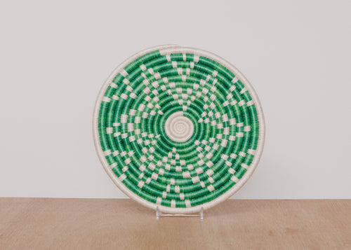 Bermuda Green Hope Trivet