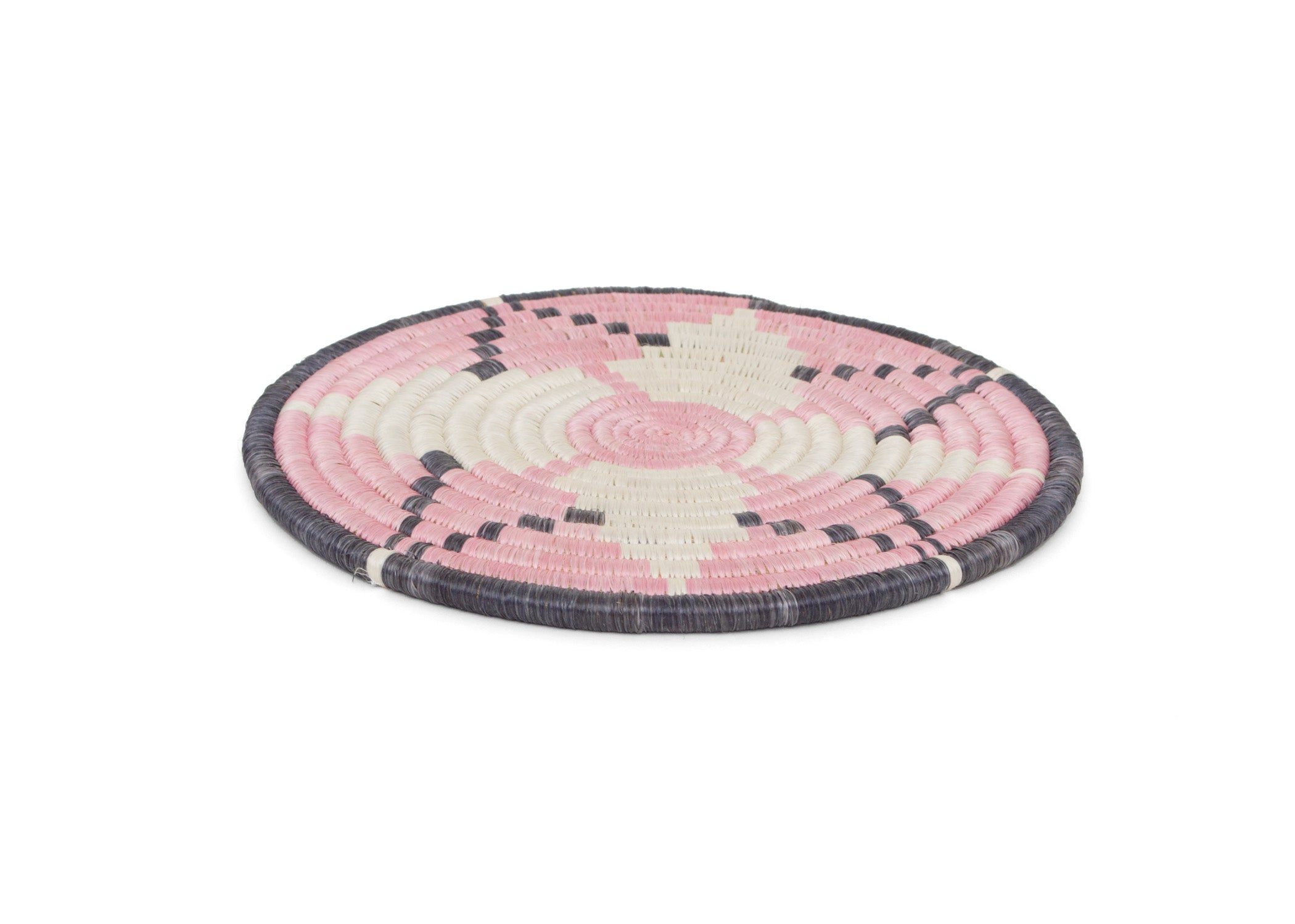 "10"" Blush Pink Hope Trivet - KAZI"