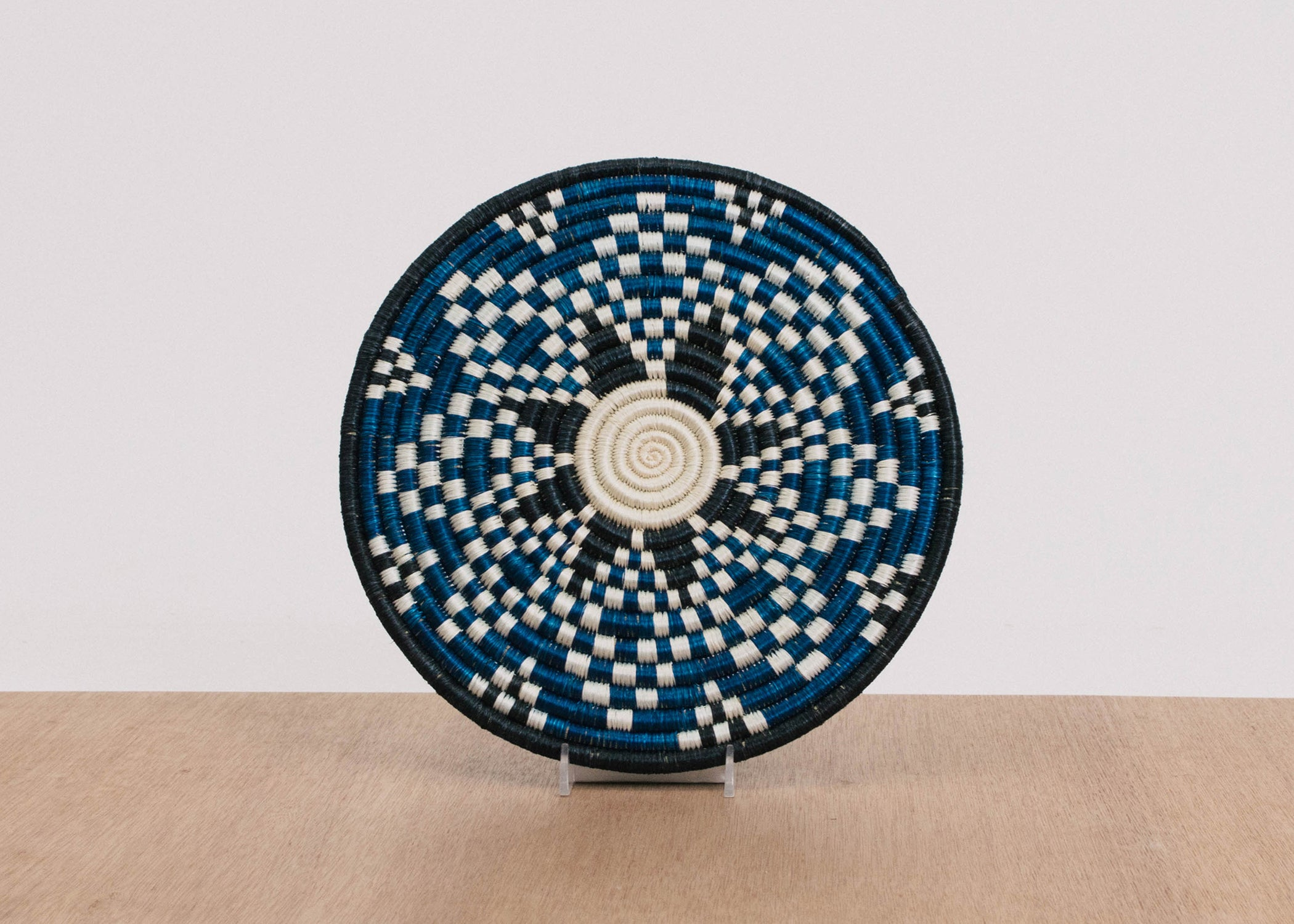 Indigo Black Trivet - KAZI - Artisan made high quality home decor and wall art