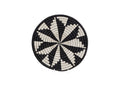 Black + White Virunga Trivet